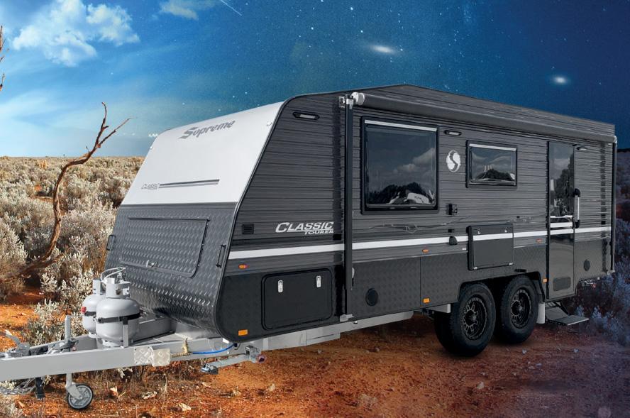 Bunk Caravans