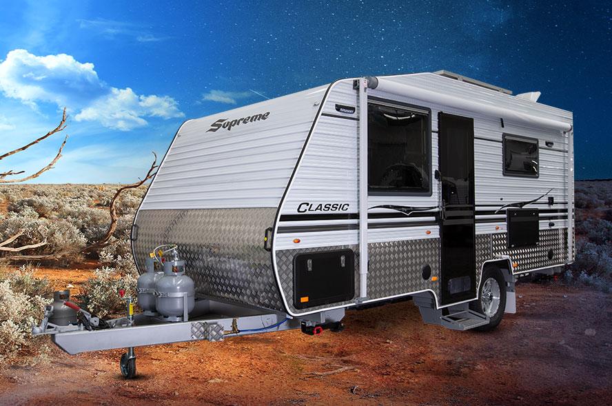 Small Caravans