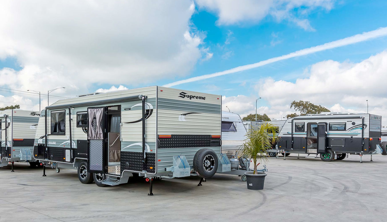 Supreme Caravan Dealership Brisbane