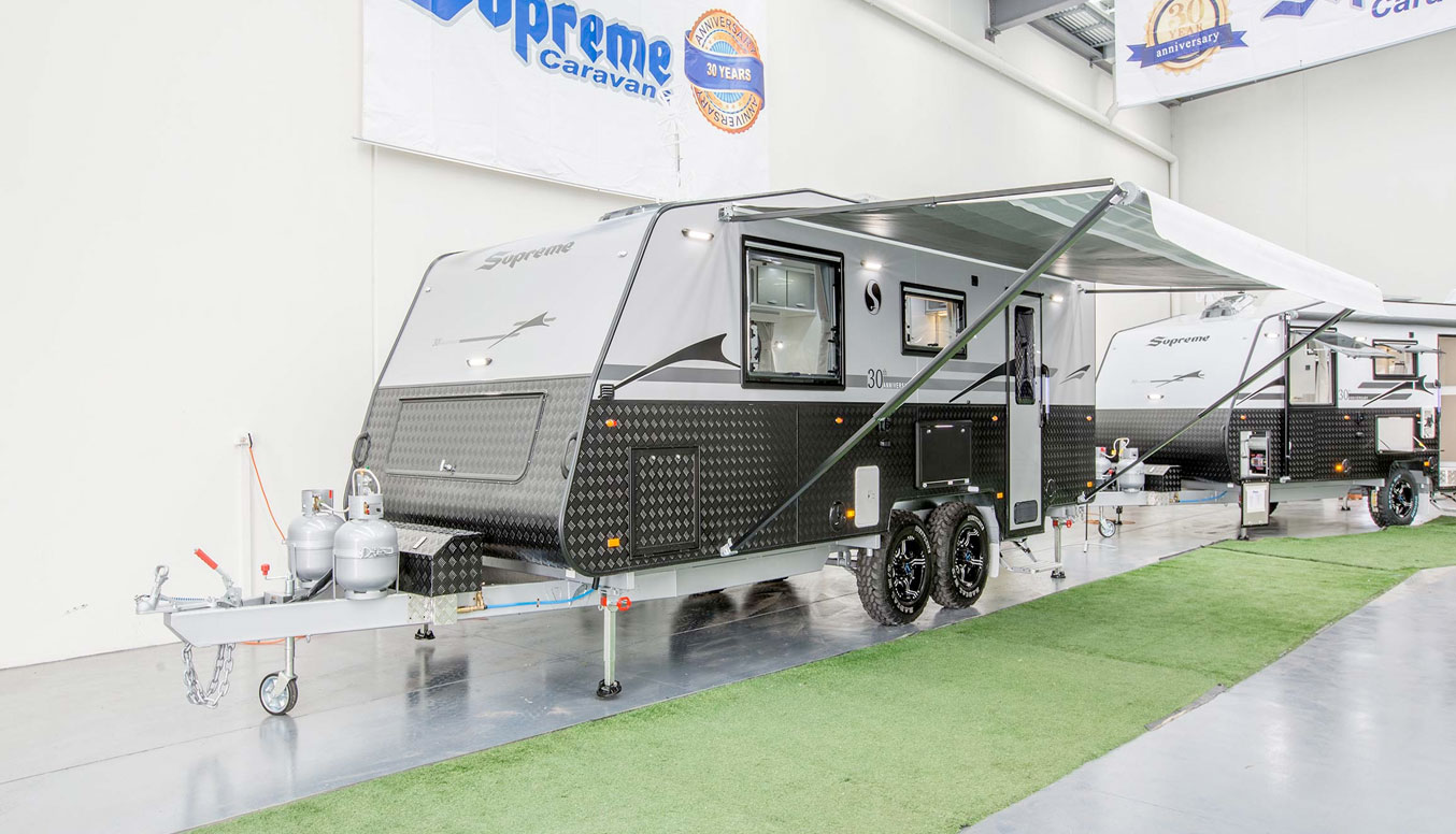 Supreme Caravan Brisbane Dealership