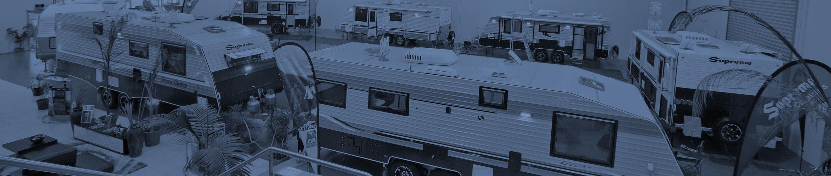 Caravan Dealership in Melbourne, Brisbane & Sydney
