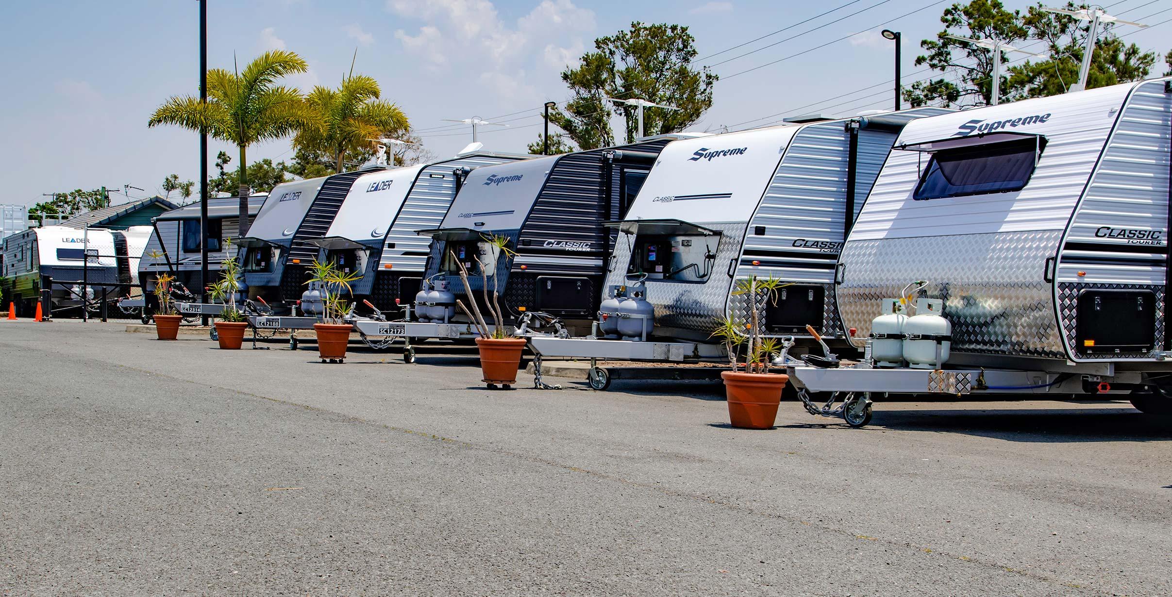 Burleigh Heads Caravan Dealership